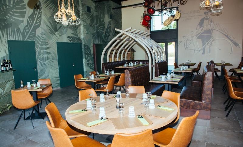 restaurant abri des dinos