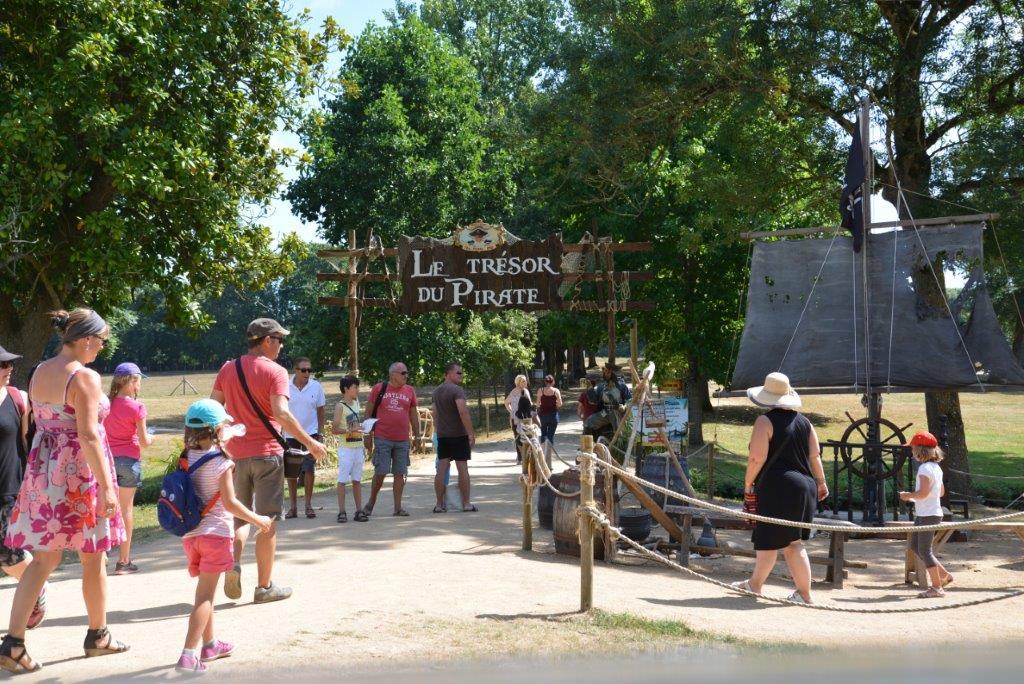 parc de jeux proche camping