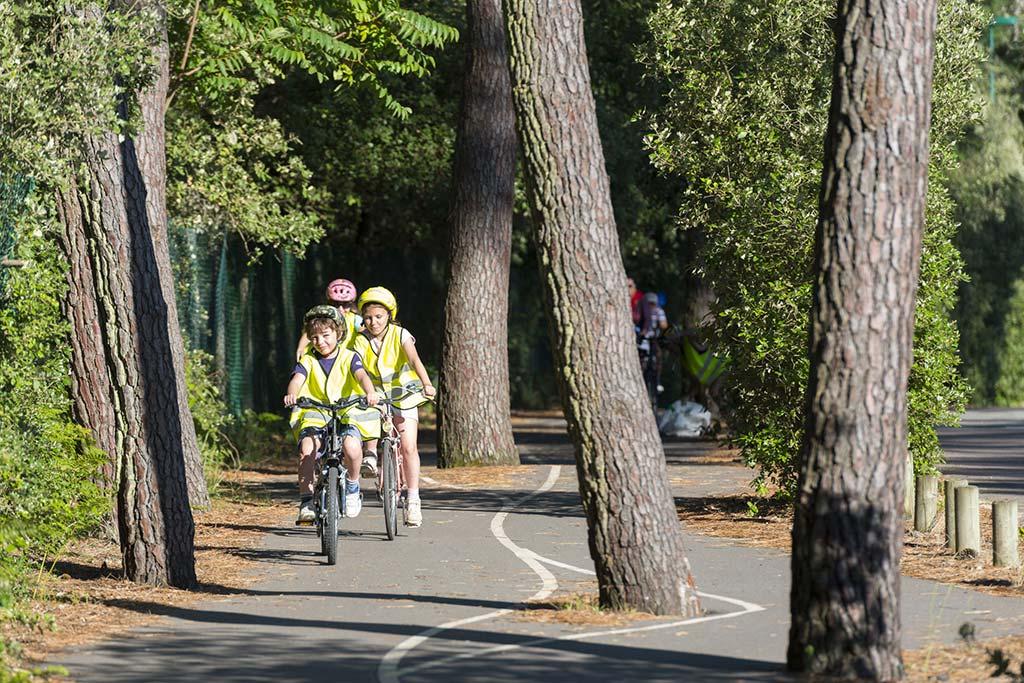 pistes cyclables vendée