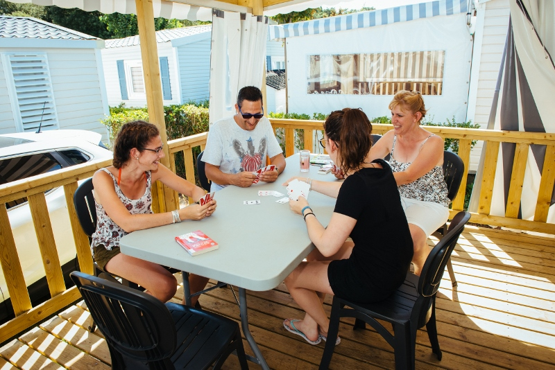 terrasse mobil home