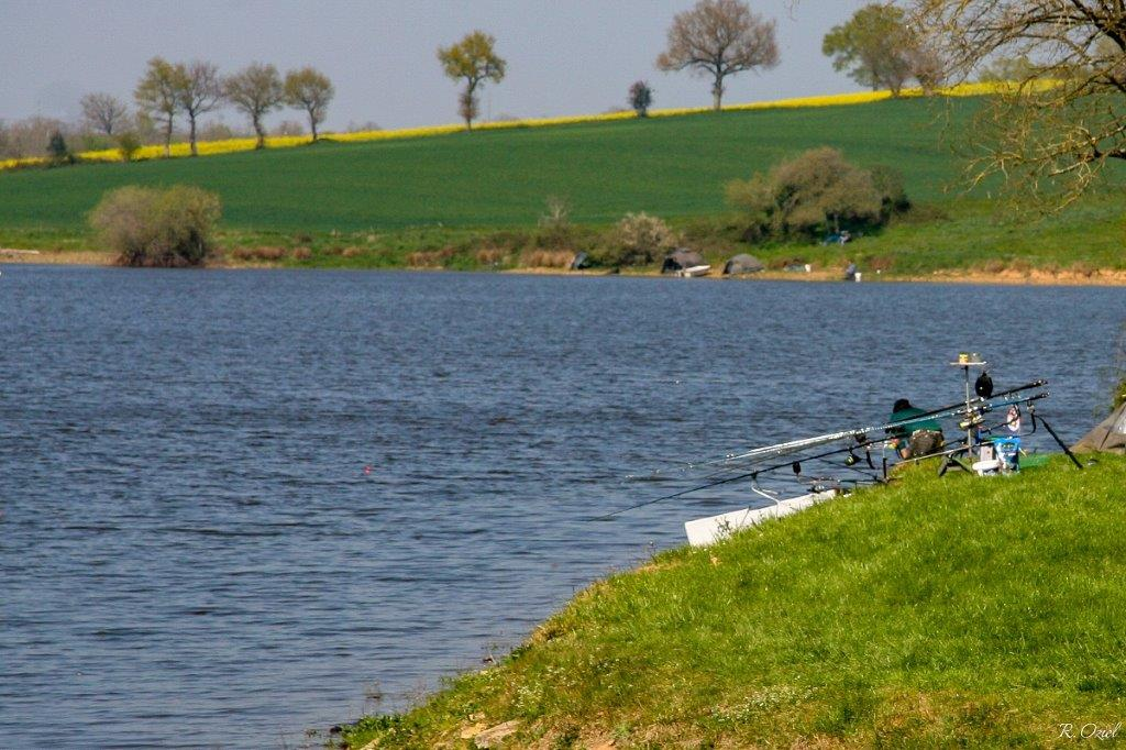 peche en lac
