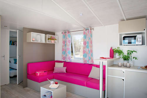 camping locatio mobil home