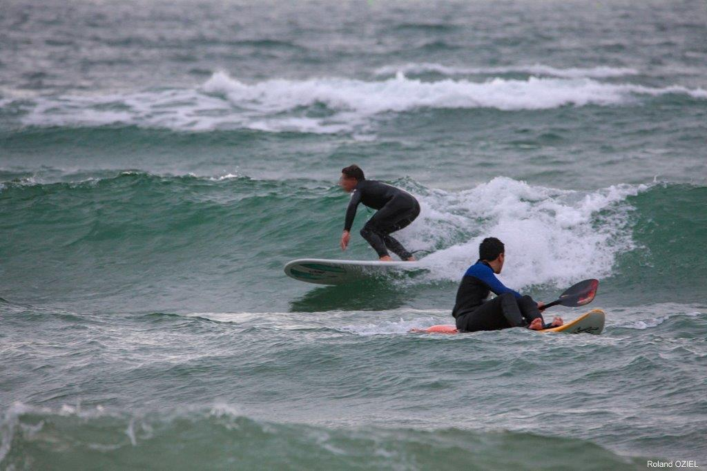 surf pres du camping