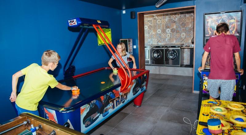 camping familial avec salle de jeux en Vendée