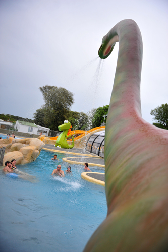 Bons plans camping Dinosaures