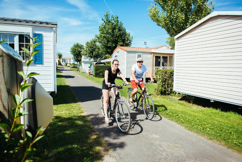 pistes cyclables proche camping