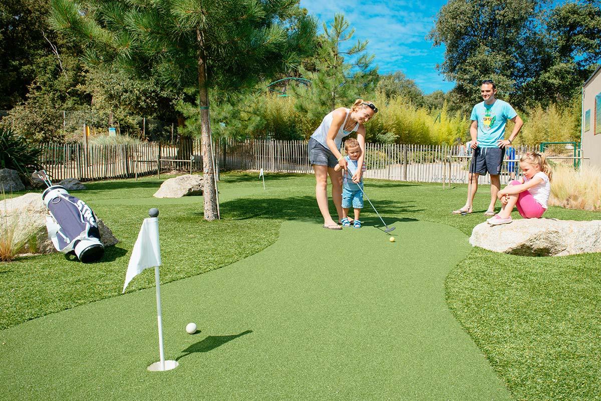 le greeny golf