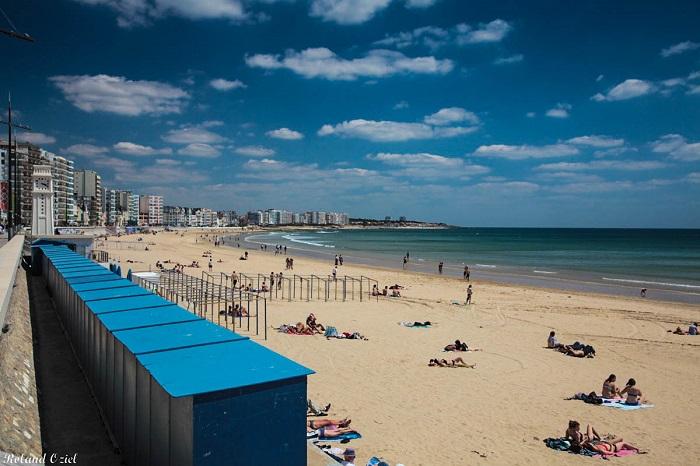 camping proche plage les sables d'Olonne