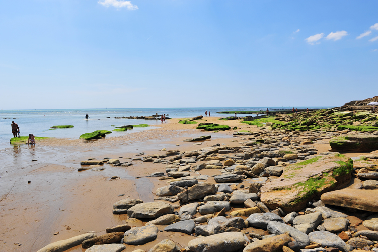 plage près des Sables d'Olonne