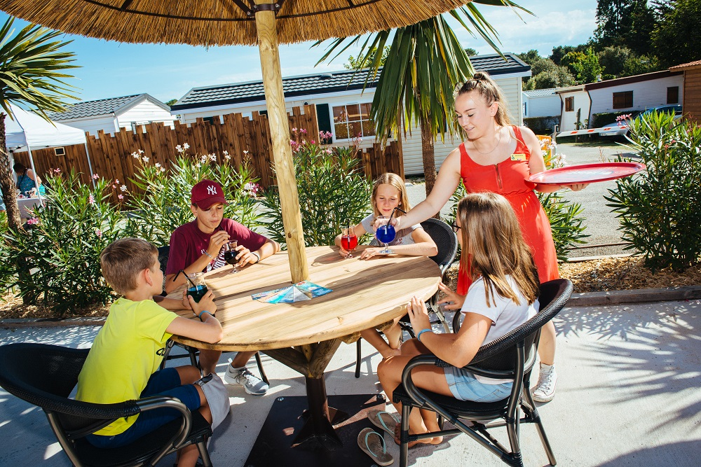 Court séjour et week end au camping en Vendée